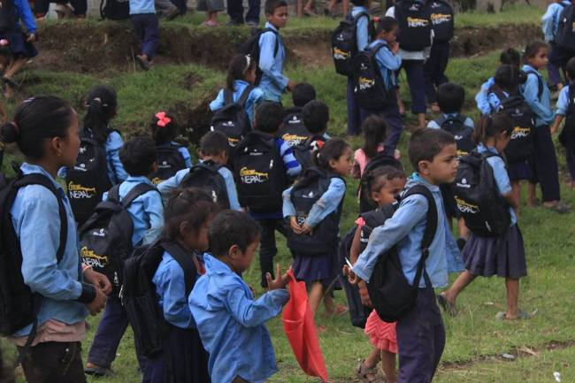 Tracing Nepal Bags